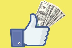 Facebook-Argent