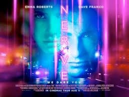 Nerve, affiche du film
