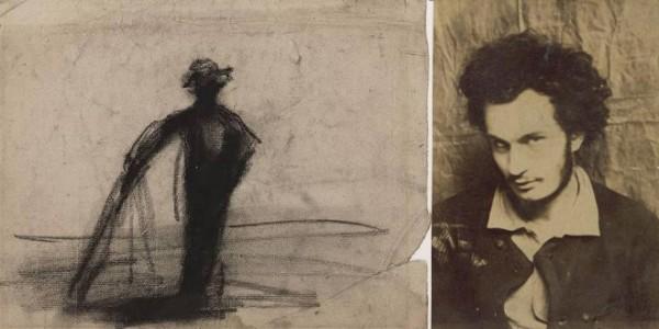 L'incroyable modernité des dessins de jeunesse du sculpteur Bourdelle