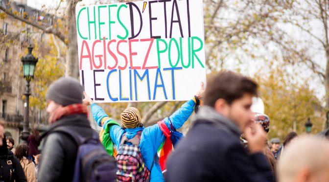 Des mouvements solidaires pour notre chère Planète..