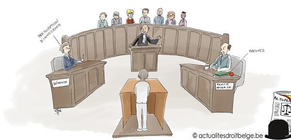 Le persécuté: le jugement des innocents