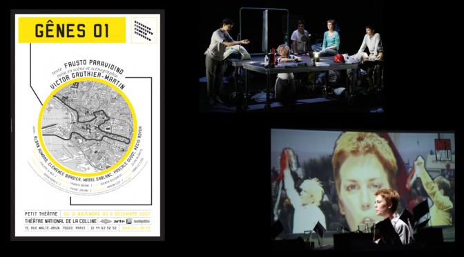 Théâtre et engagement – Gênes 01