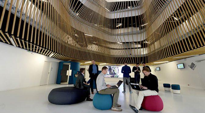 Les principaux lieux d'innovation sur Nantes