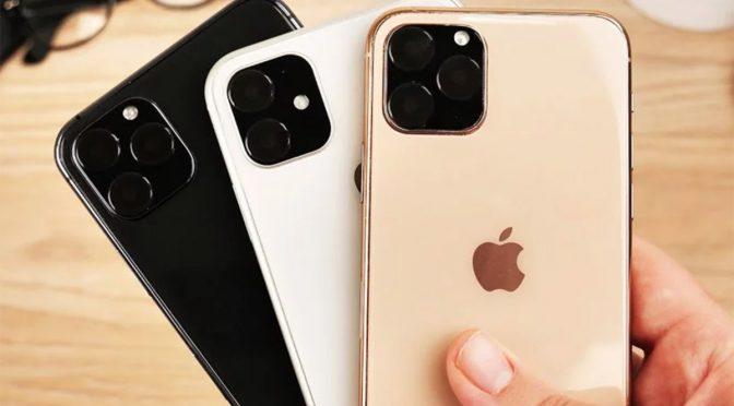 iPhone 11 Pro : le nouvel iPhone est disponible !