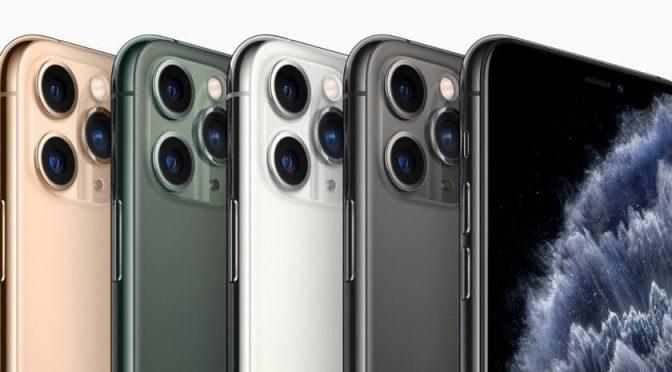 iPhone 11 Pro: Est ce que Apple innove encore ?