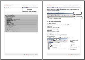 Traitement de texte open office stav - Numerotation des pages sur open office ...