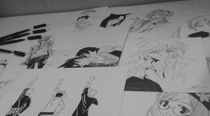 «Etre mangaka, un rêve fou ! «