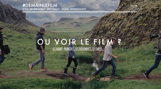 Demain – film documentaire – 2015 – Pour que le bonheur est un avenir!