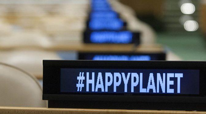 Journée mondiale du bonheur – 20 mars…