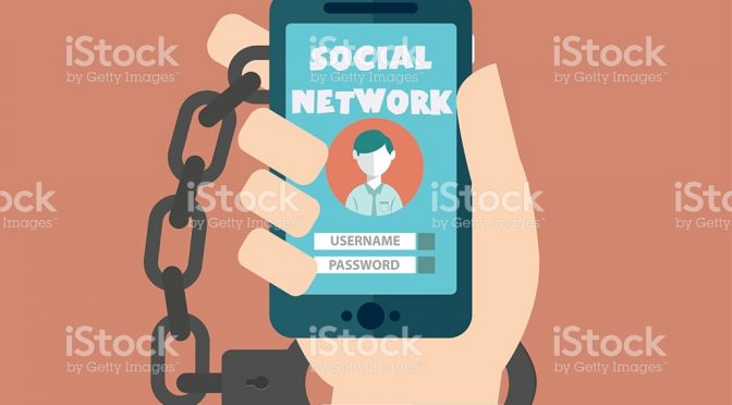 Les réseaux sociaux un véritable fléau pour la jeunesse