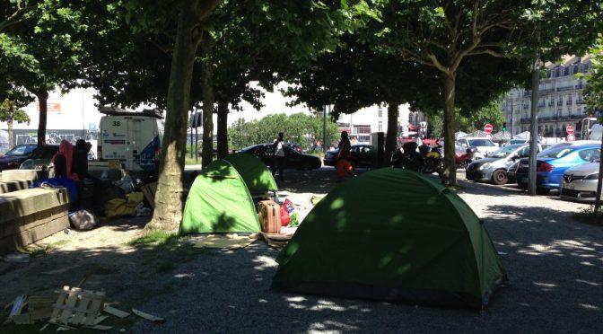 De Nantes à Saint-Herblain, «l'émigration» s'organise…
