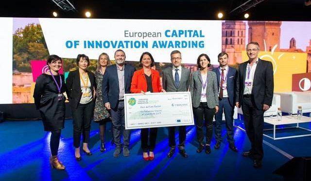 Nantes : Capitale européenne de l'innovation