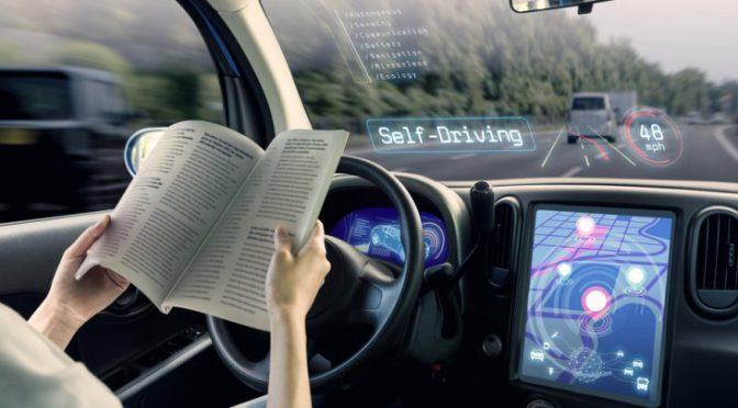 La nouvelle ère de l'automobile