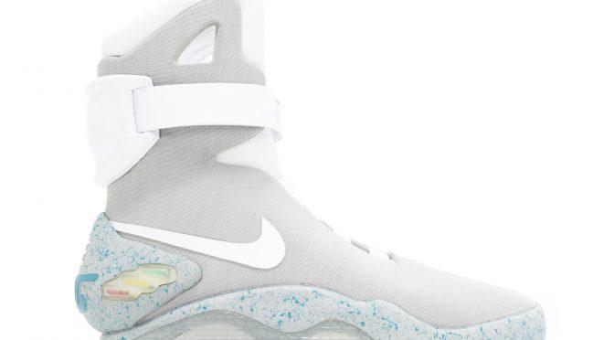 Nke Air mag les chaussures du futur !