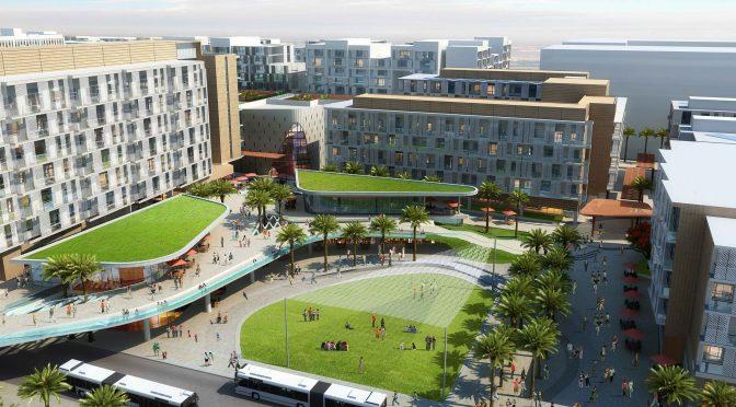 La ville du Futur ? Voici Masdar.