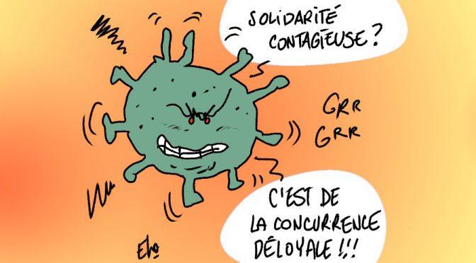 La leçon solid' du coronavirus